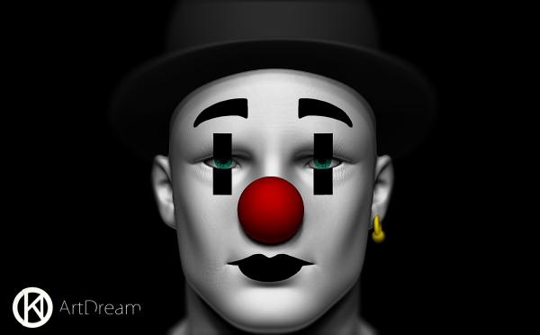 The Sad Clown