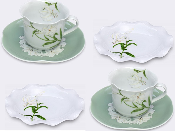 Best Japanese cup and saucer
