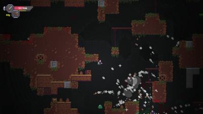 Caveblazers screenshot 2