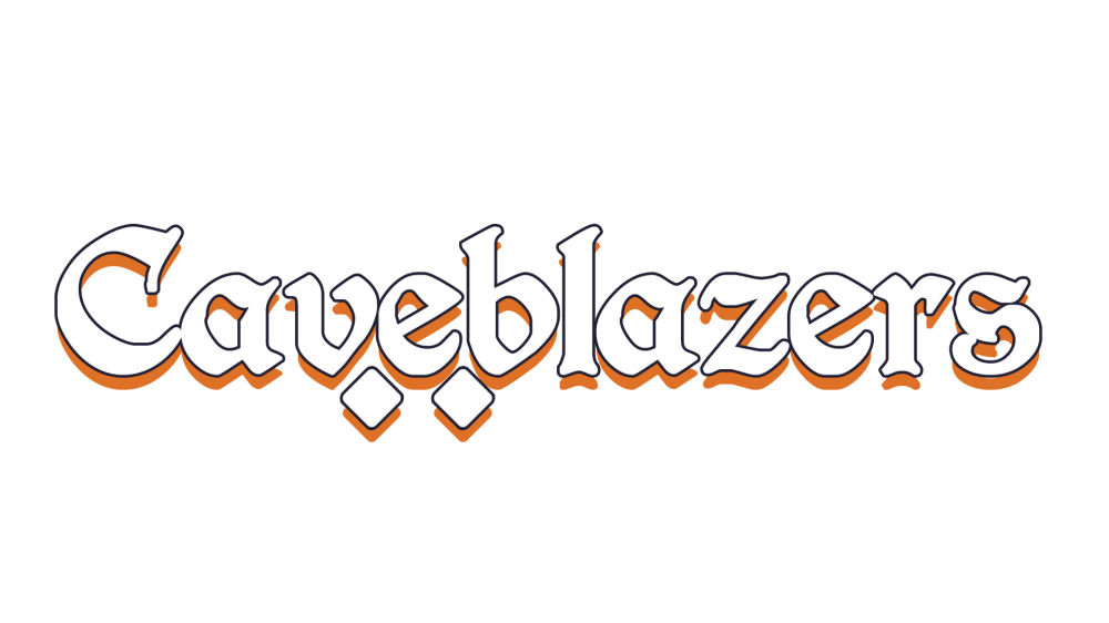 Caveblazers Title Image