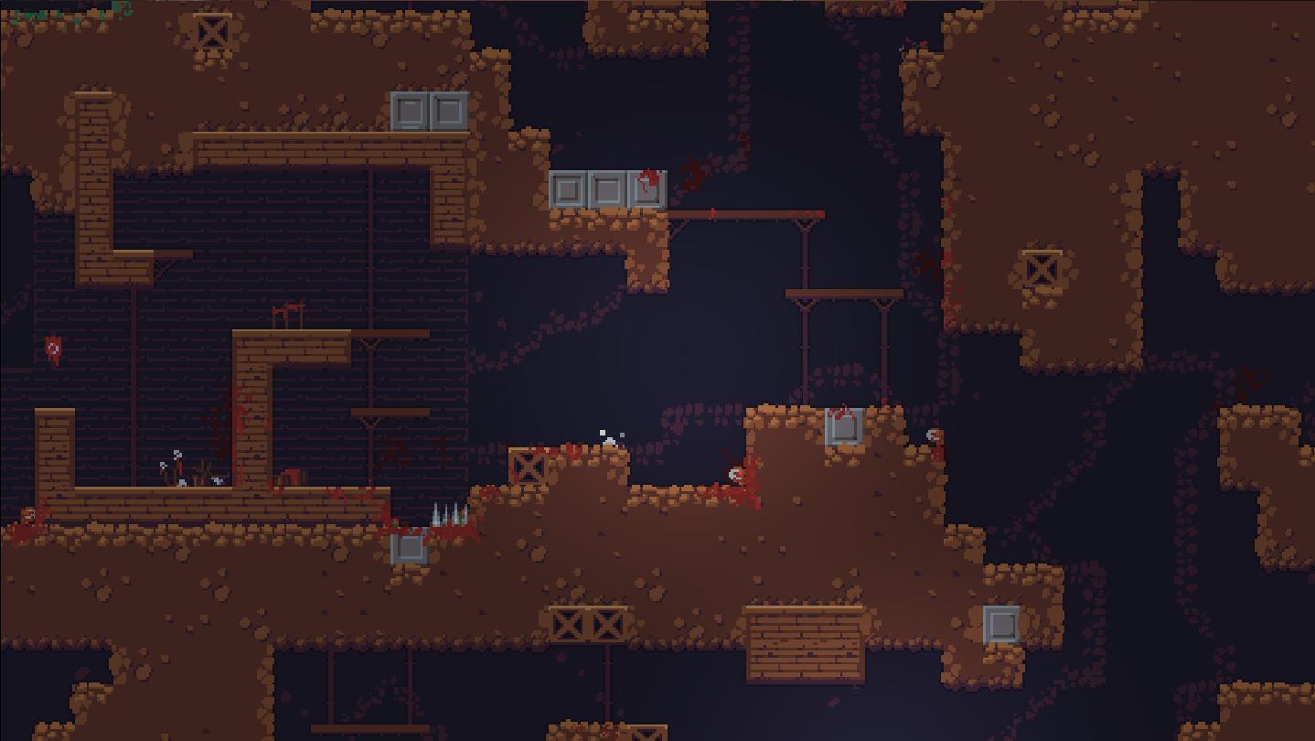 Caveblazers Background Image