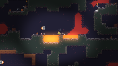 Caveblazers screenshot 1