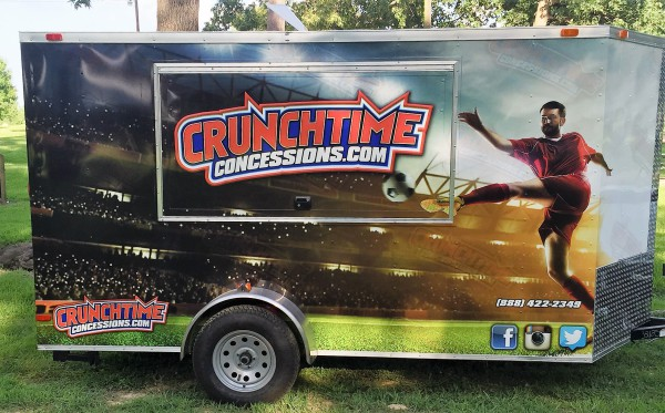 IT'S CRUNCHTIME!