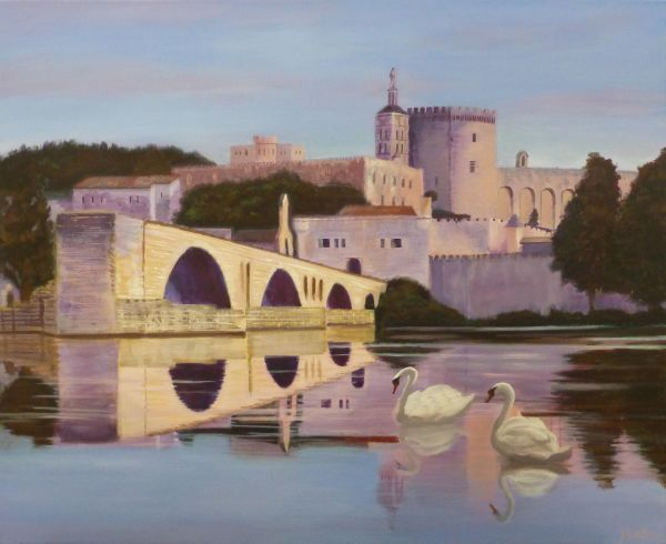 Avignon Reflections