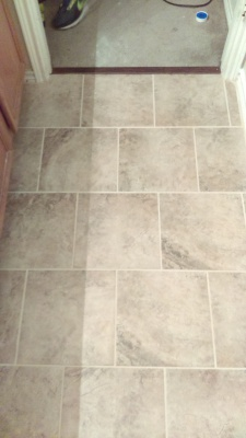 Tile, Bathroom Remodel