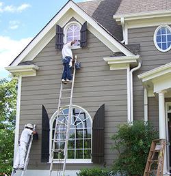 Exterior Painting & Repairs