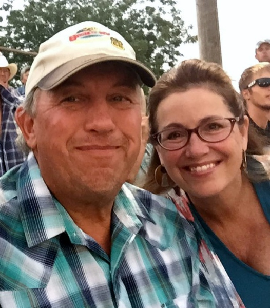 Eagle Canyon Hereford Owners Tom and Denise Wiseman