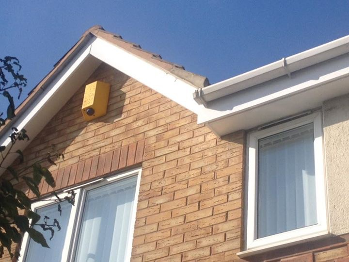 Outdoor Guttering