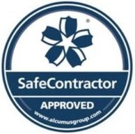 Safe Contractor APPROVED logo