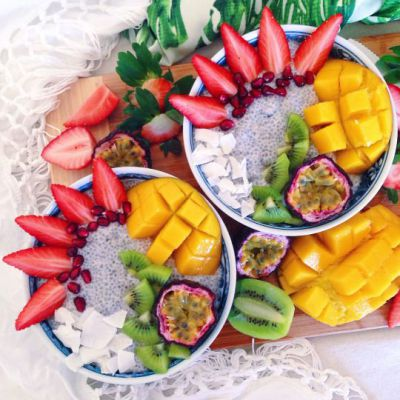 Superfoods   BEAUTY