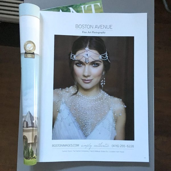 PUBLISHED in Elegant Wedding Magazine!