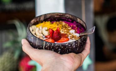 Bali Smoothie Bowls | FOOD