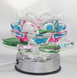 Electric OIL BURNER LOTUS FLOWER