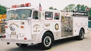 Retiered Engine 62 1981 Seagrave