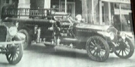 Retiered 1919 American LaFrance
