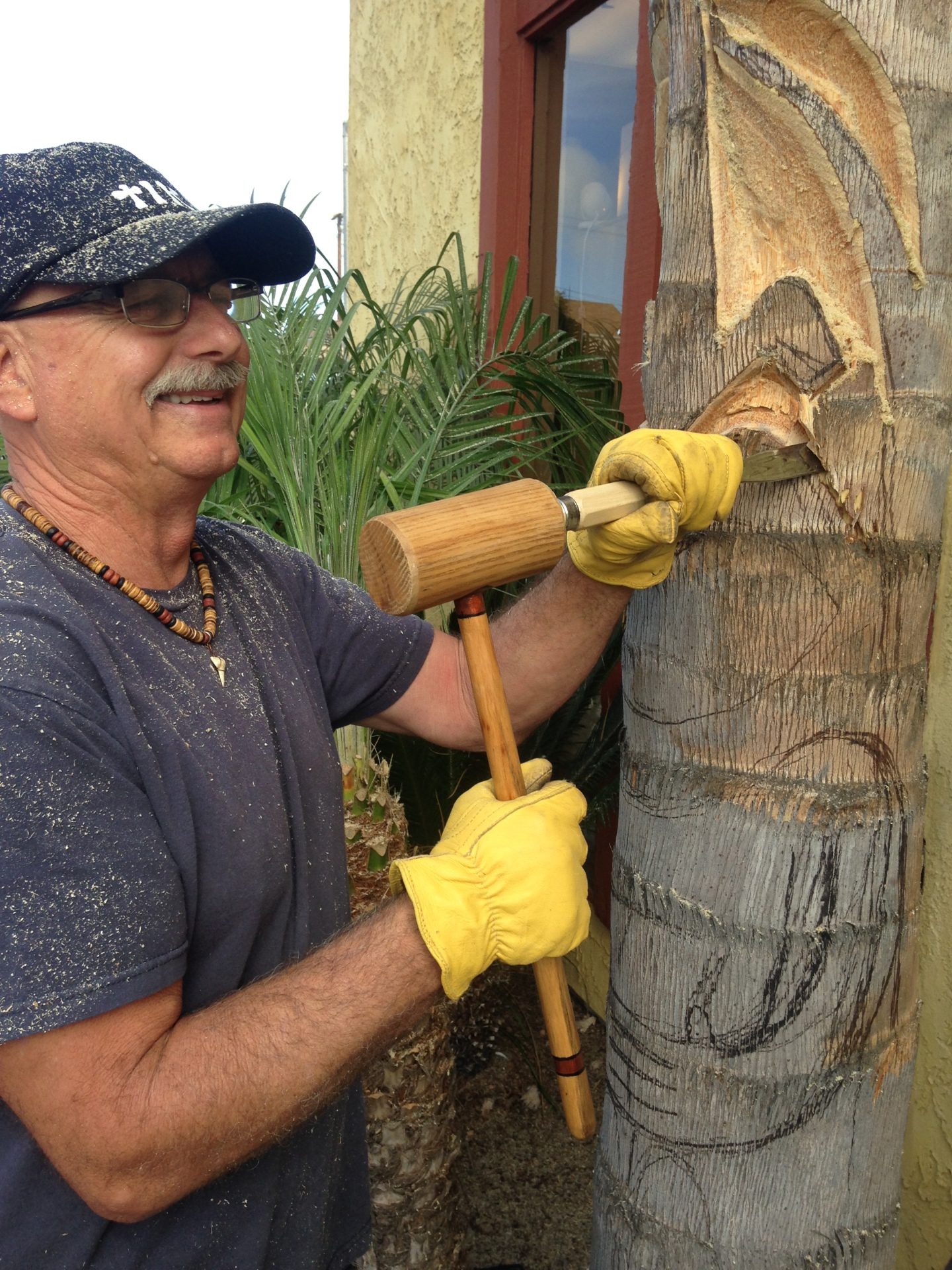 David Shultz, Tiki Creator, Brings the Aloha Spirit and Tiki Culture to SoCal