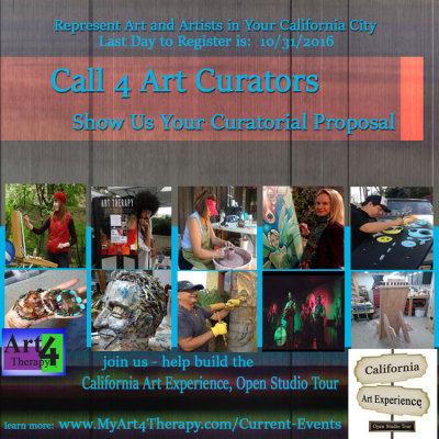 Call 4 Art Curators, Show Us Your Curatorial Proposal for Exposing Art and Artists in Your City