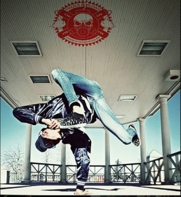 San Diego B-Boy Rawskeleton Shares His Creative Vision Through Dance and Movement