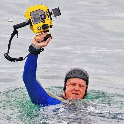 John Philpotts, SoCal's Wavescape & Action Sports Photographer, Teams up with SurfScripts.org