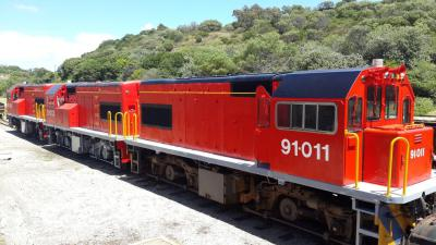 Refurbished Locomotives