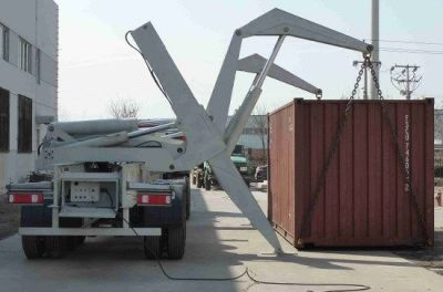 Side Lifting Trailers
