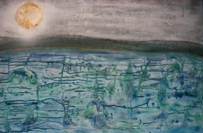 Valerie Grove, Artist, Art, Nature strikes back,