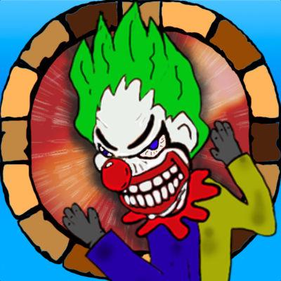 Zombie Clown Tunnel