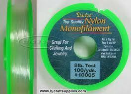 Nylon Monofilament Cord