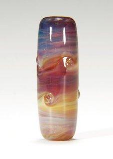 luna glass bead