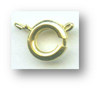 Spring-Ring Clasp