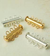 Sliding Bar Clasps