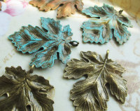 Patina Jewelry Components