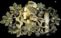 Art Nouveau Jewelry Style