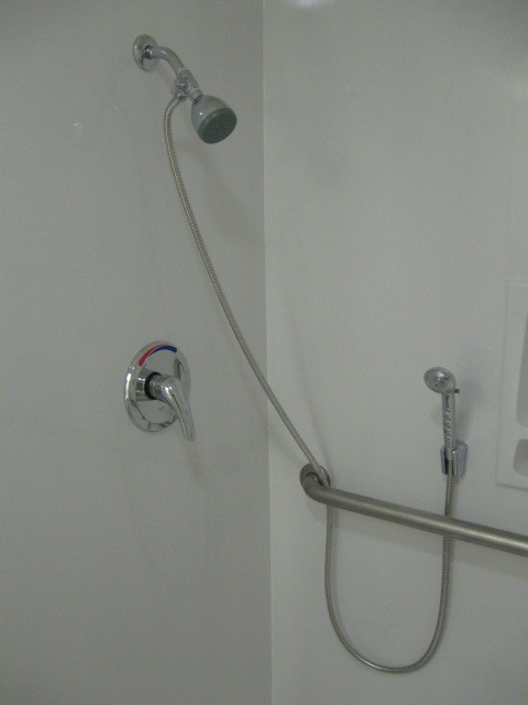 shower, safety shower, Marble