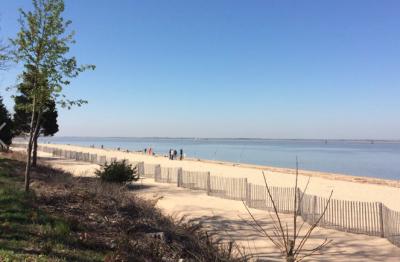 Elsinboro Beach