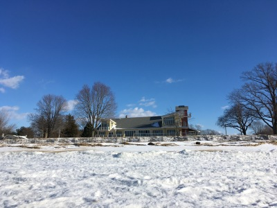 winter; The Inn at Salem Country Club; snow