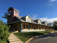 porch, The Inn at Salem Country Club, wedding, venue, B&B, meadow