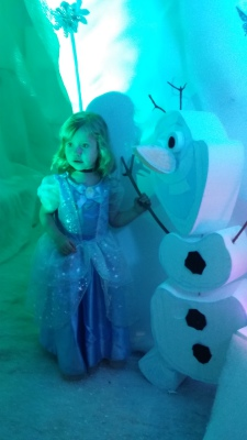 Olaf for Halloween