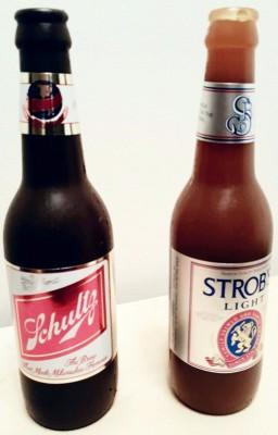 Rubber Beer BottleS