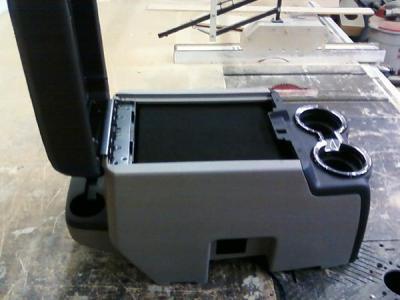 Ford F-350 Stealth sub box
