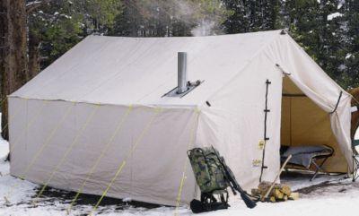Elk camp #1