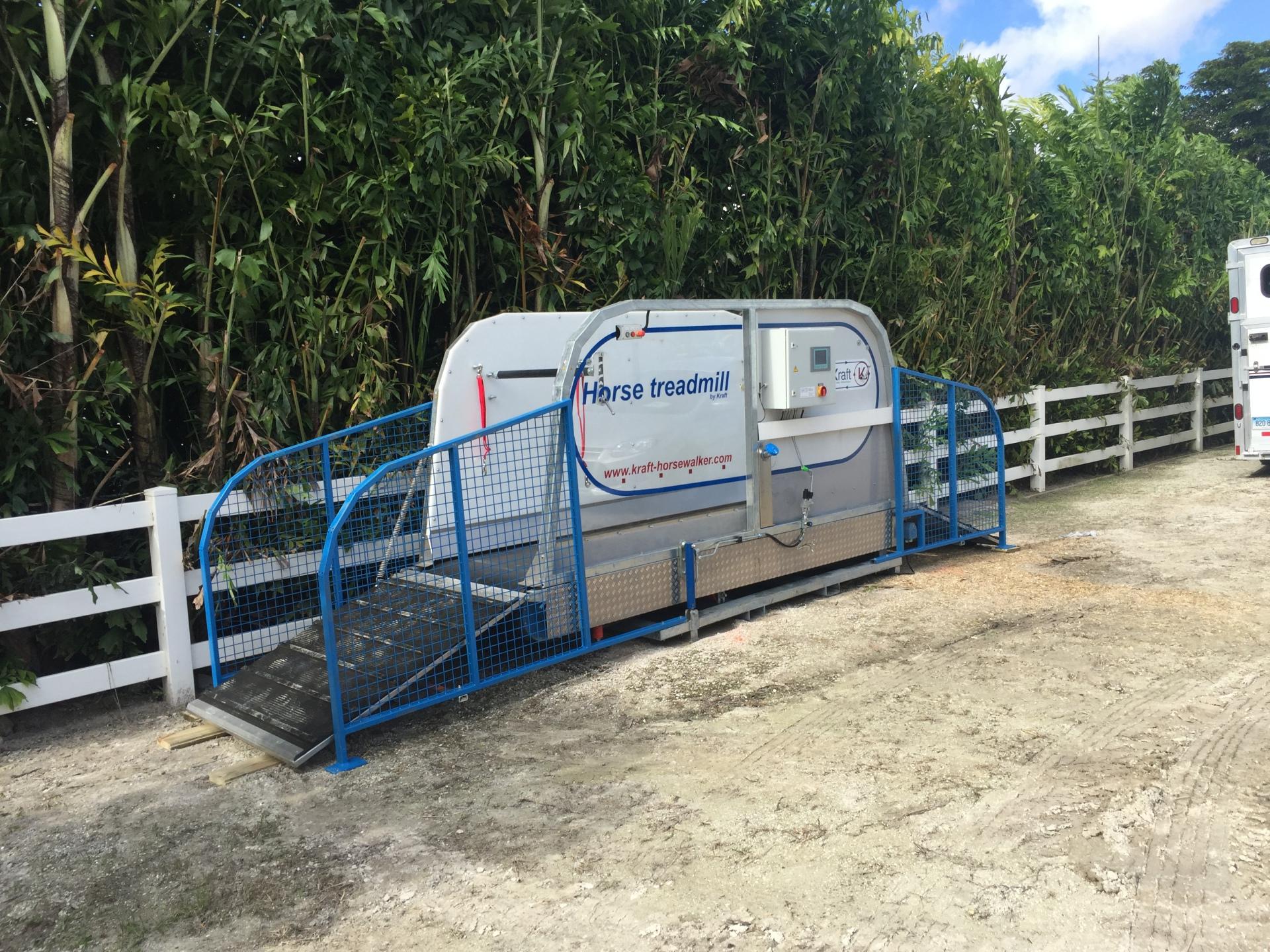 Horse Treadmill in Wellington, FL