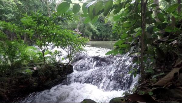 Muak Lek Waterfall