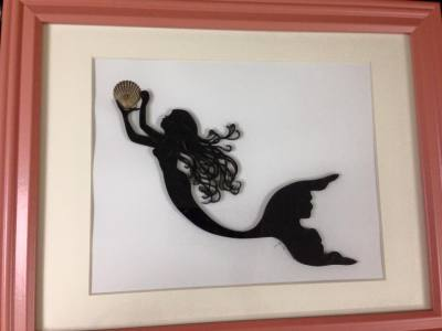 Quilled Mermaid