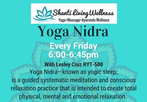 Shanti Living Wellness Events, Shanti Living Wellness Classes