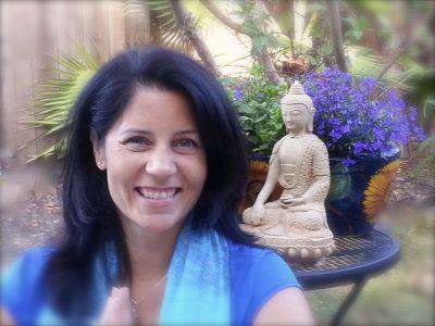 Kym Detwiler-O'Reilly, Poulsbo's yoga, ayurveda consultant, sound healer, and energy healer