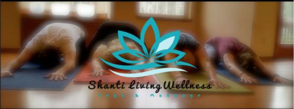 Childs Pose at Shanti Living Wellness