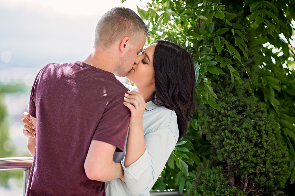 Sydney & Riley Engagements | Draper, Utah