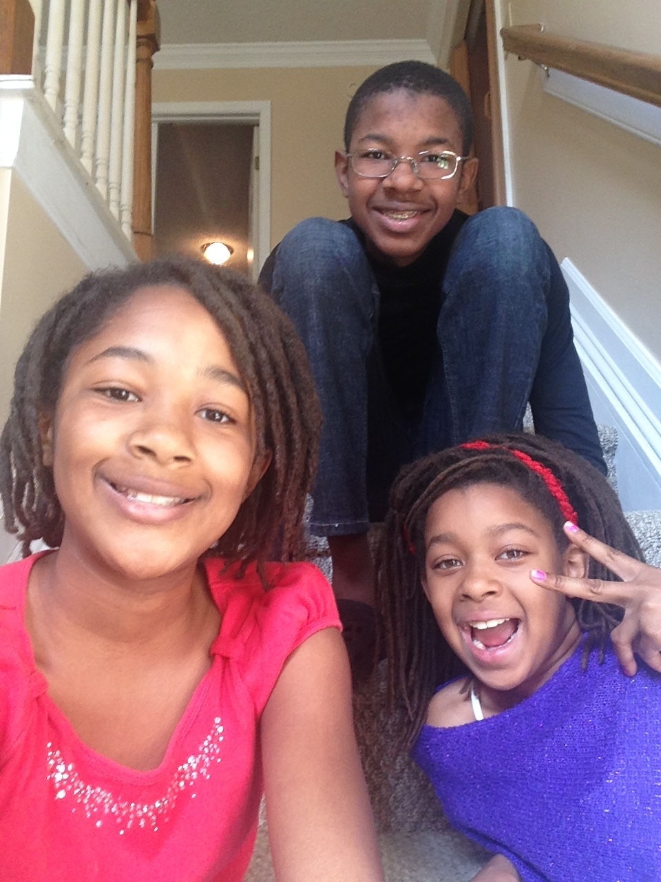 The Hall Children