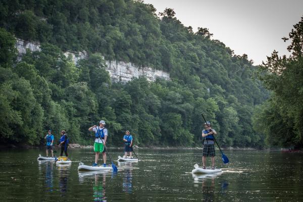ky river palisades paddling, paddleboard kentucky